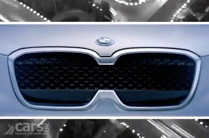 Bmw Ix3 Bmw S First Electric Suv Teased On Video Cars Uk