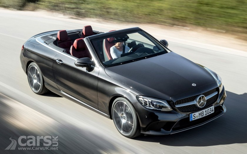 2018 Mercedes C Class Coupe And Cabriolet Uk Price And Spec Cars Uk