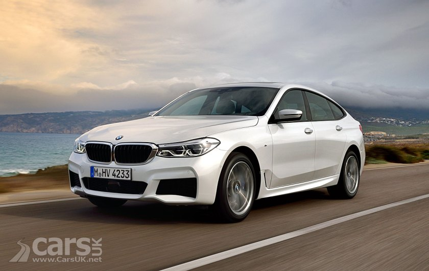 Bmw 6 Series Gt Range Gets A 620d Version Expect Debadging To Be