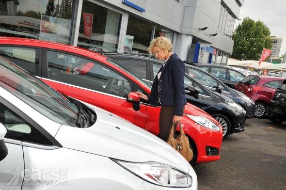 New Car Sales UP 10.4% in April 2018