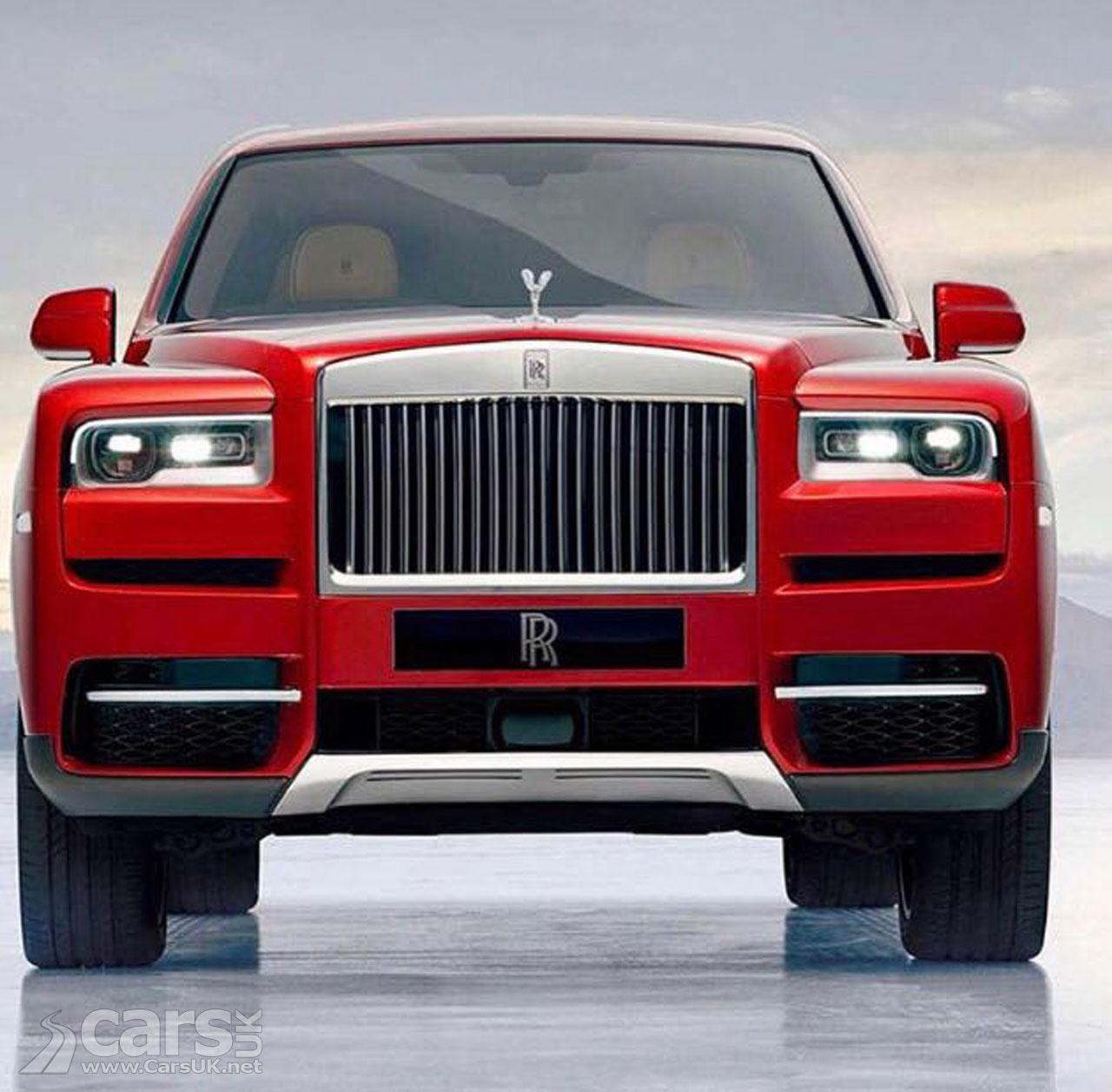 2017 - [BMW] X7 [G07] - Page 11 Rolls-Royce-Cullinan-2
