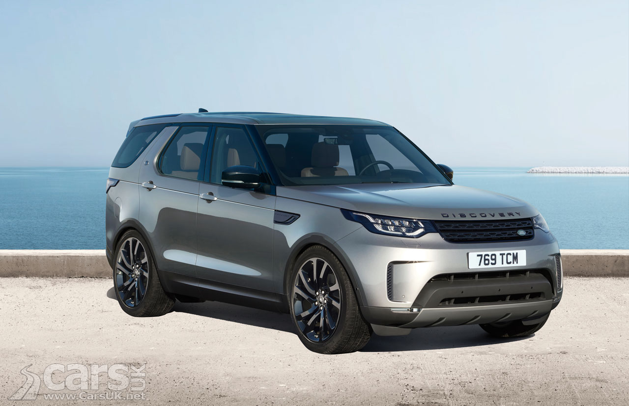 Land Rover to move Discovery production to Slovakia from Solihull
