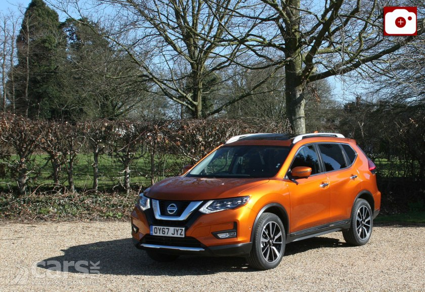 nissan x trail tekna dci 177 4wd 2018 long term test and review cars uk