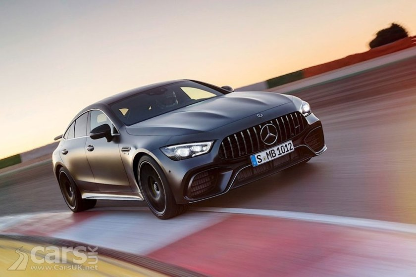 mercedes amg gt 63 s 4 door coupe uk dynamic debut at. Black Bedroom Furniture Sets. Home Design Ideas