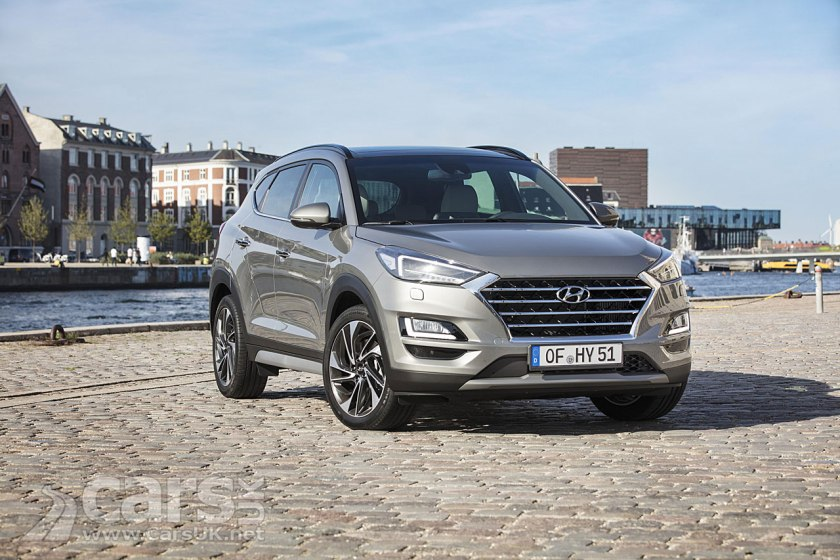 new hyundai tucson on sale in the uk on 26 july - prices and specs