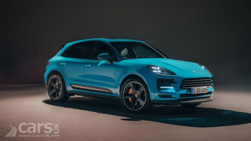 New Porsche Macan Revealed Like The Old Macan But Better Cars Uk