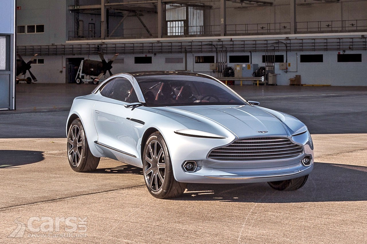 aston martin dbx suv will go in to production in 2019 cars uk. Black Bedroom Furniture Sets. Home Design Ideas