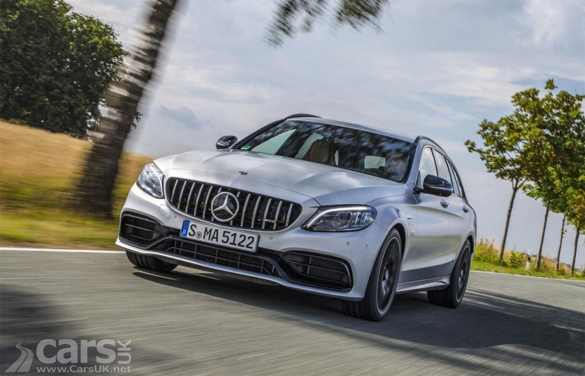 2018 Mercedes Amg C 63 Uk Prices And Specs Announced Cars Uk