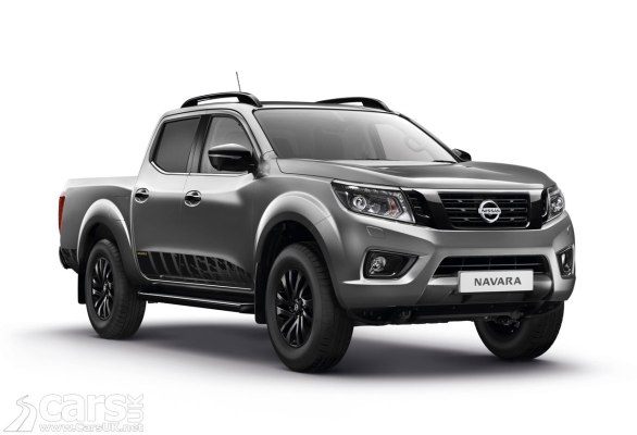 Nissan Navara N-Guard Special Version