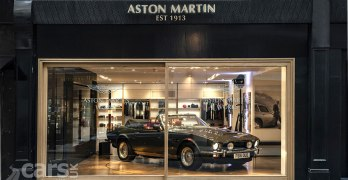 Aston Martin Heritage Showroom opens in Mayfair to grab the passing wealthy