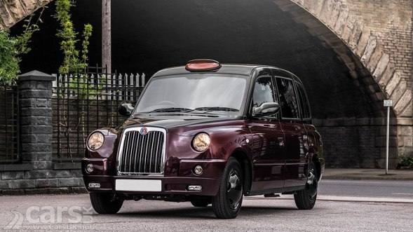 London Taxi TX4 Final Edition