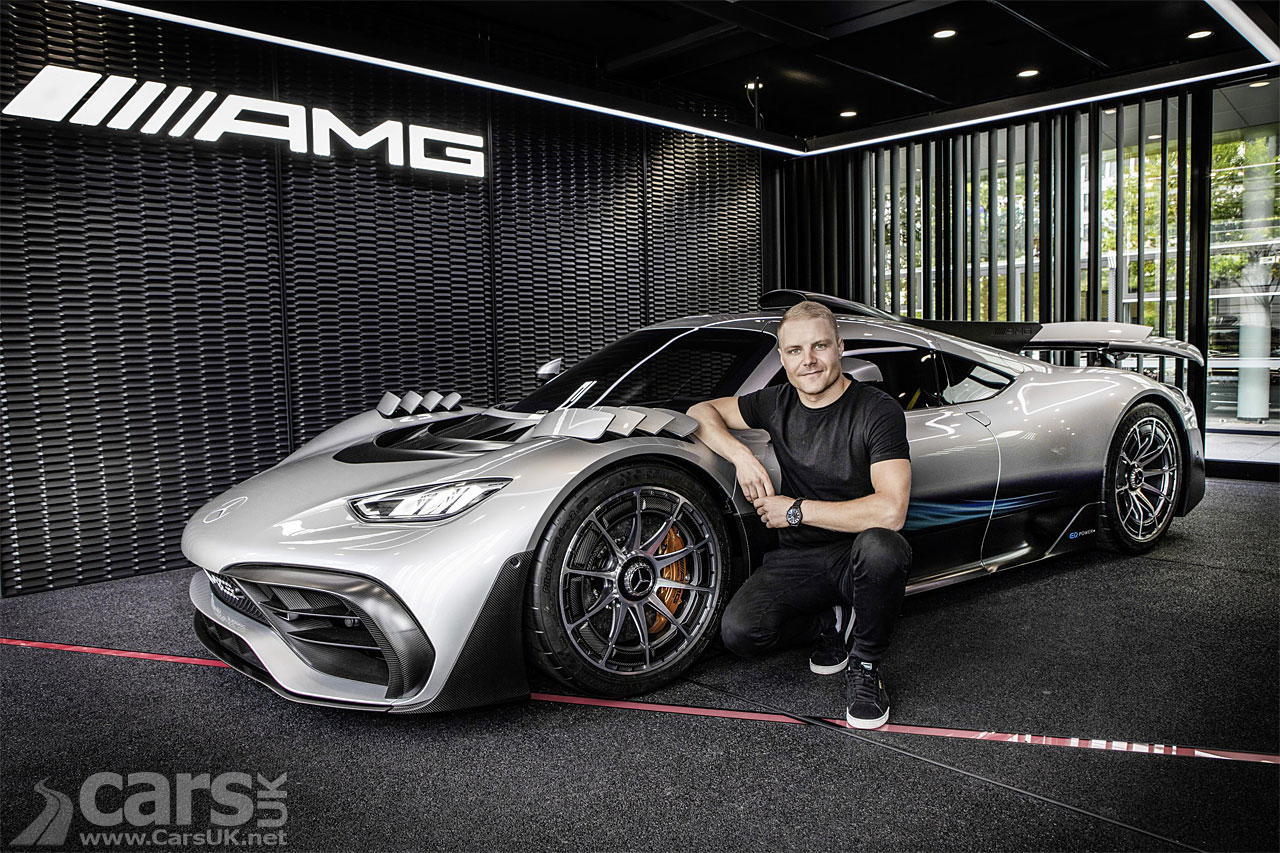 Mercedes-AMG One is a Project no more