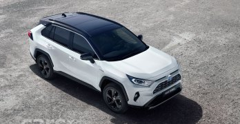 2019 Toyota RAV4 UK Prices and Specs