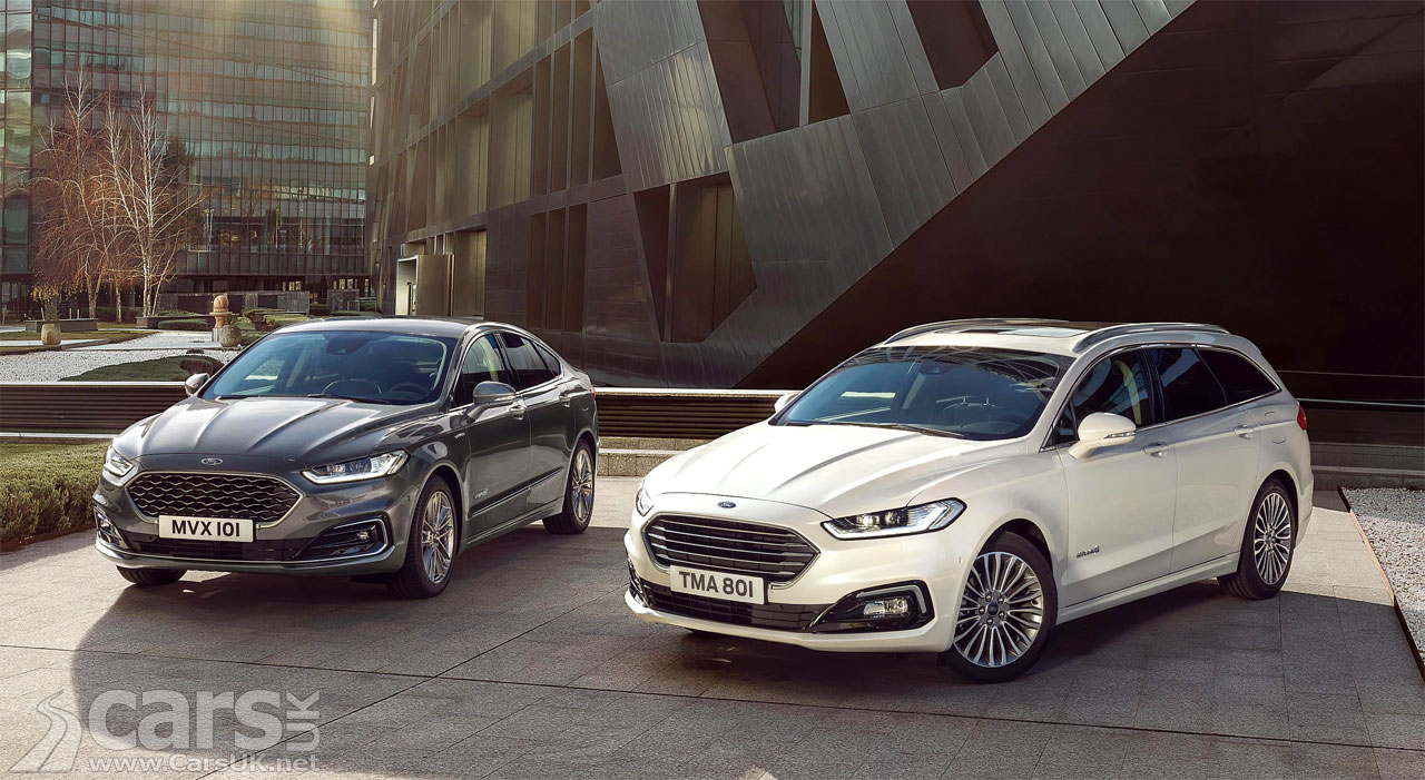 2019 Ford Mondeo Gets A Facelift And There's A Mondeo