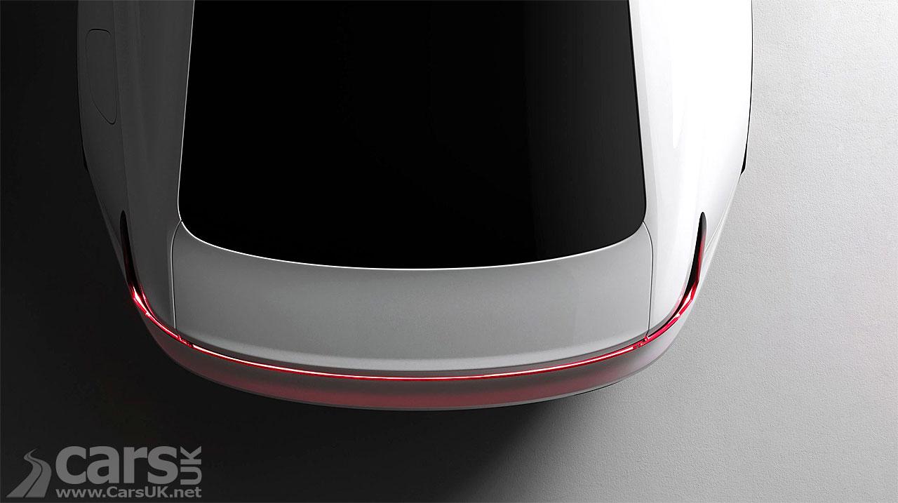 Volvo's Polestar brand previews Tesla rivalling sedan