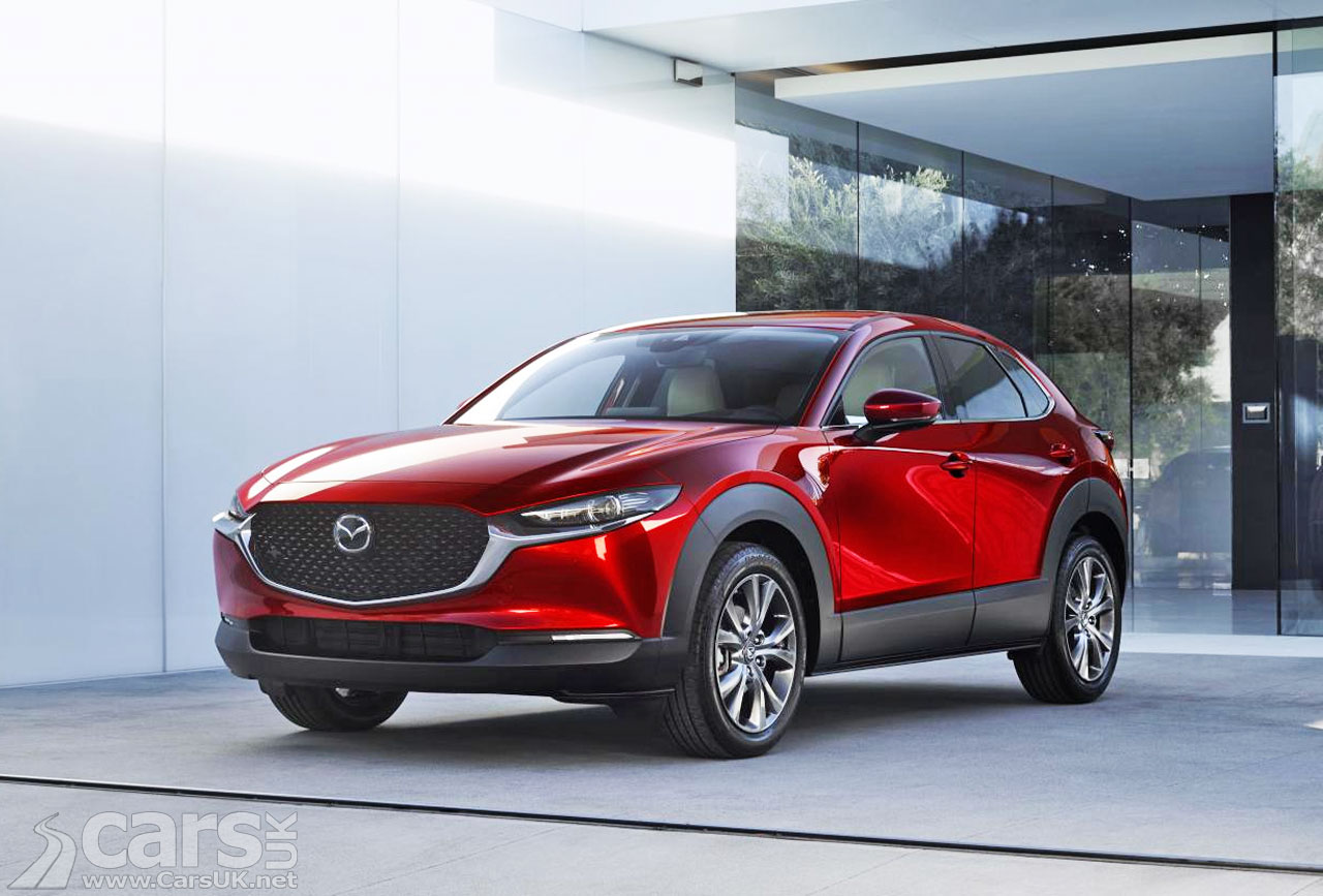 Here's why the new Mazda CX-30 isn't called the CX