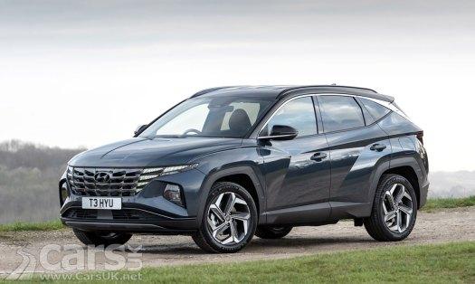 New 2021 Hyundai Tucson UK Prices and Specs announced ...