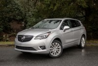 Buick Envision Spy Shots