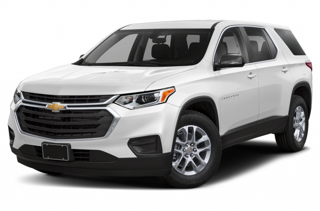 Chevy Traverse Images
