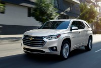Chevy Traverse Release date