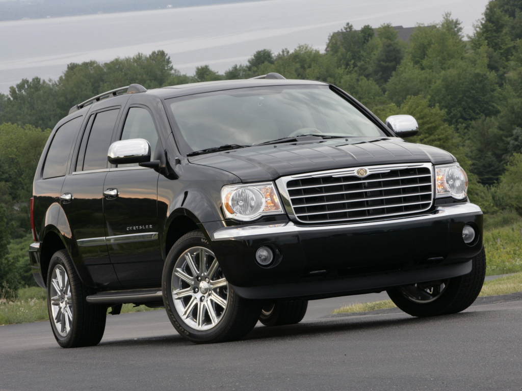 5 Chrysler Aspen Style, Release, and Rumors