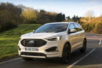 Ford Edge Spy Shots