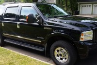 Ford Excursion Engine