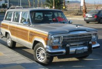 Jeep Grand Wagoneer Redesign