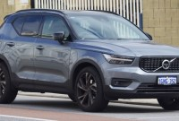 Volvo XC40 Release date