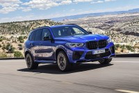 2022 BMW X6 M Engine