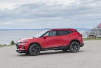 2022 Chevy Blazer RS Pictures