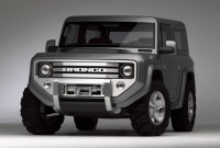 2022 Ford Infant Bronco  Images