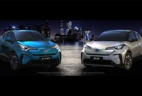 2022 Toyota CHR Electric Spy Photos