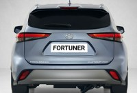 2022 Toyota Fortuner Wallpapers