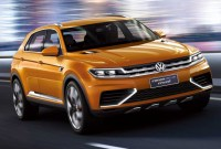 2022 VW Tiguan RLine Wallpaper