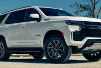 2023 Chevy Tahoe Concept