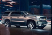 2023 Chevy Tahoe Redesign