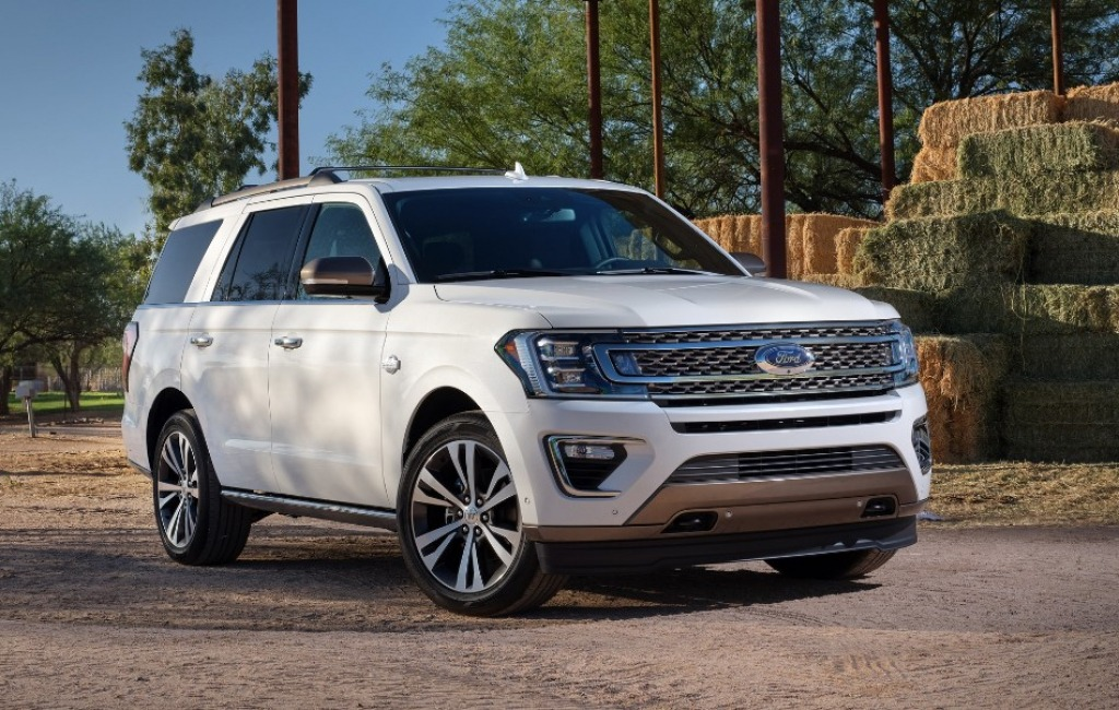2023 Ford Expedition Pictures