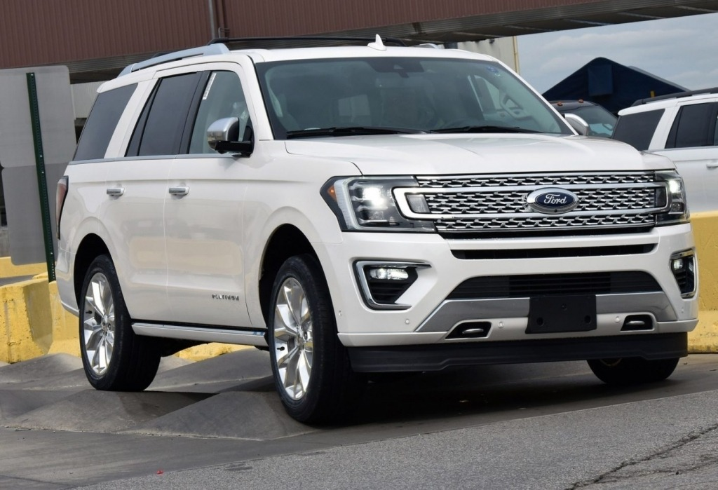 2023 Ford Expedition Redesign
