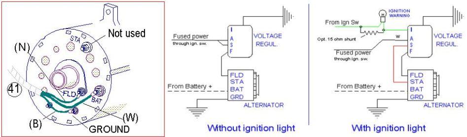 ford alternator wiring diagram wiring diagram gm alternator wiring diagram diagrams typical externally