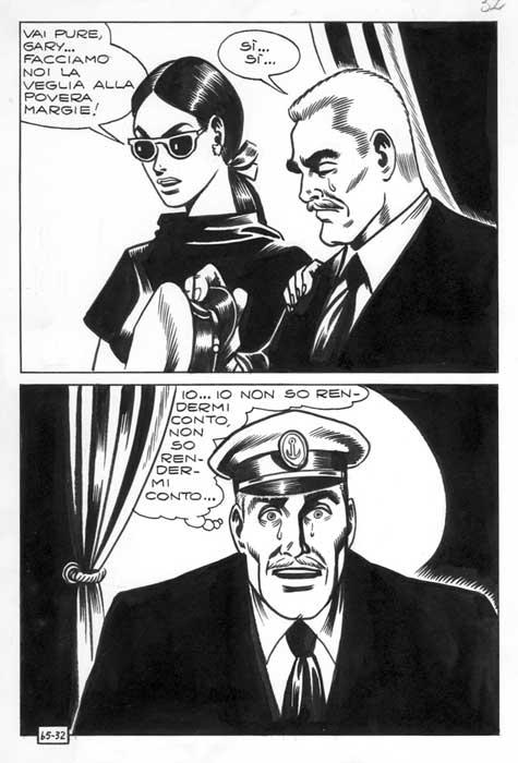 Dennis il minaccia porno fumetti