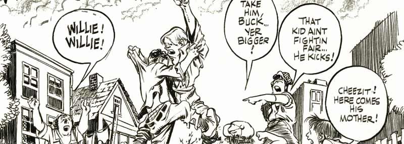 Will Eisner – Portrait of a Master