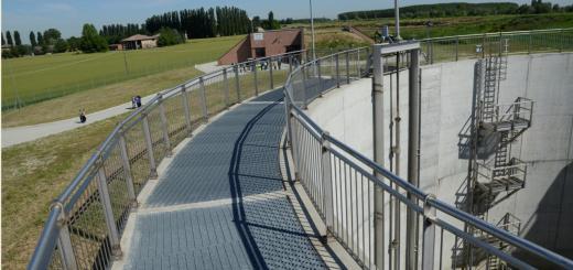 Impianto Idrovoro Conte