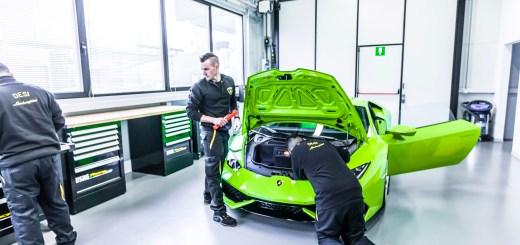 Lamborghini Training Center 16 LR