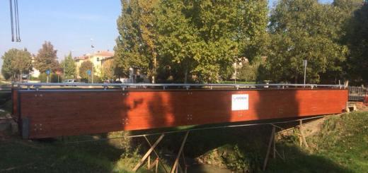 nuovo ponte Ghironda