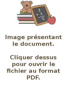 Cliquer sur les images des documents ouvrir le fichier au format PDF