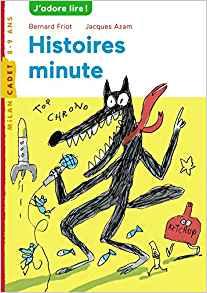 histoires minutes