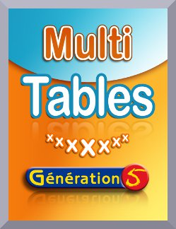 application multi tables cartable