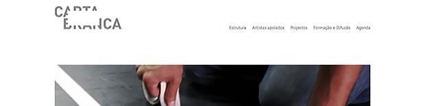 Site Carta Branca | 29 Abril 2015