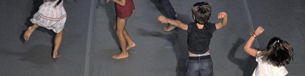 Curso Dança-Teatro, Teatro da Voz | Lisboa | 21 Junho 2018